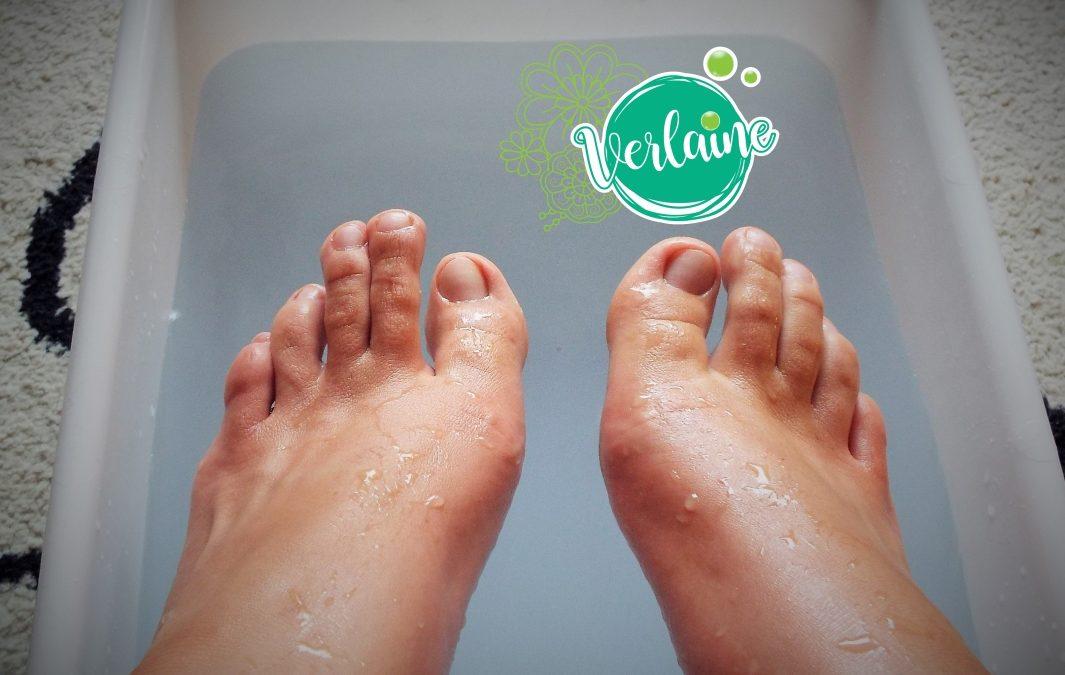Ma vie de maman-entrepreneure, mes pieds et la lavande!