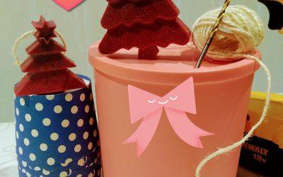 DIY de décorations en savon pour le sapin